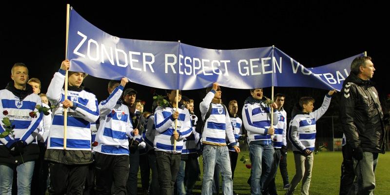 Crisiscommunicatie voetbalverenigingen